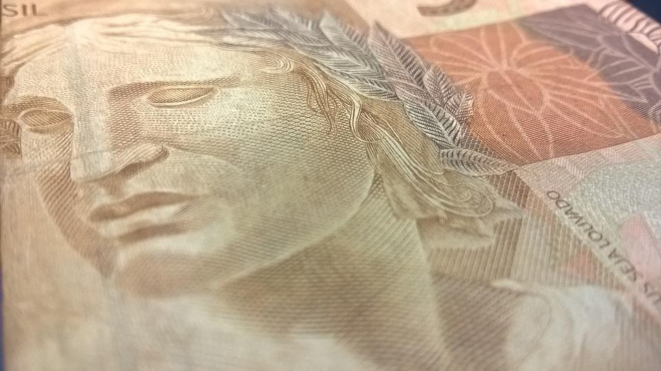 brazilské peníze