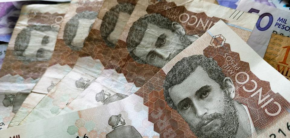 kolumbijská pesos