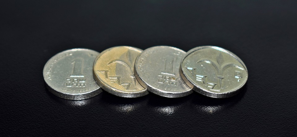 mince šekely